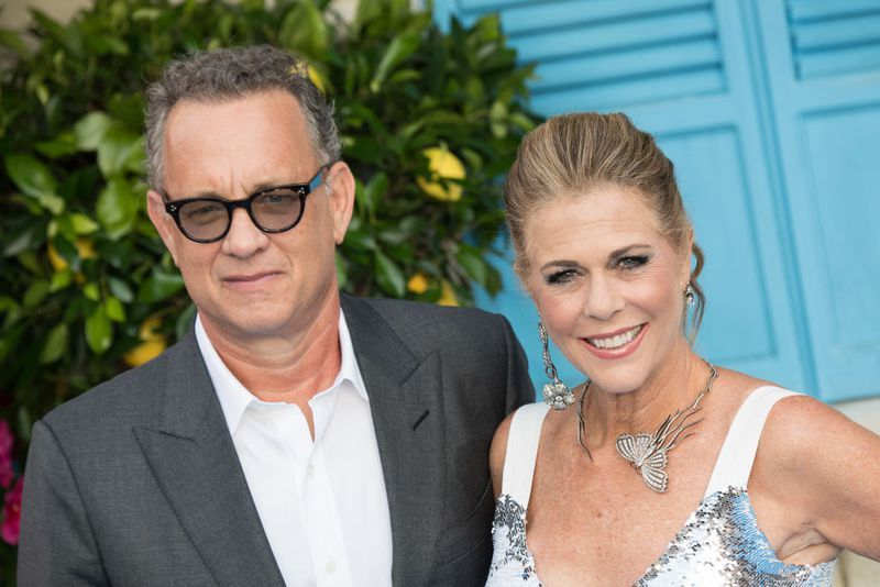 Tom Hanks and Wife Rita Wilson's Marriage - Tom Hanks and