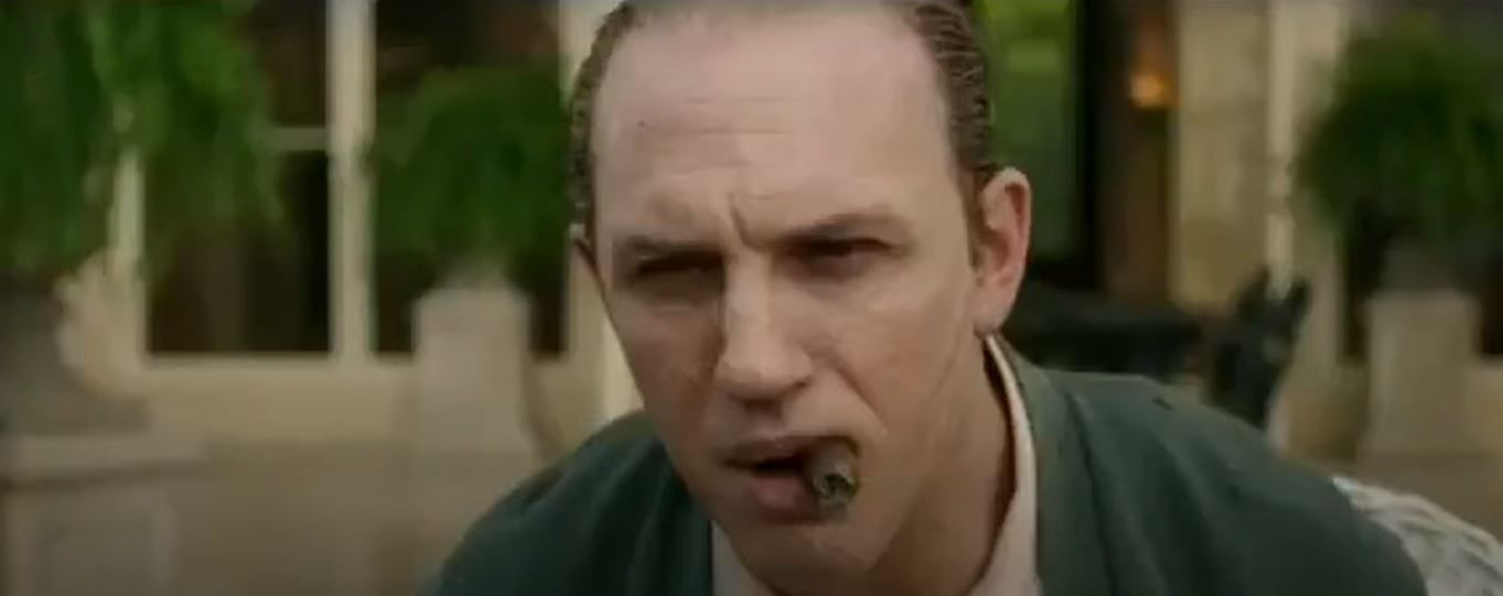 Tom Hardy Al Capone Movie Trailer ...