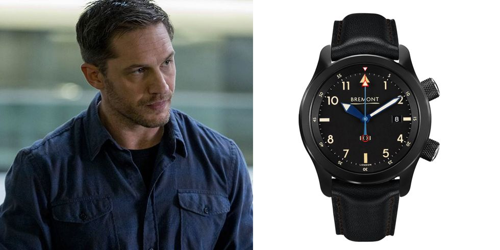 You Can Now Buy Tom Hardy's Watch From 'Venom'