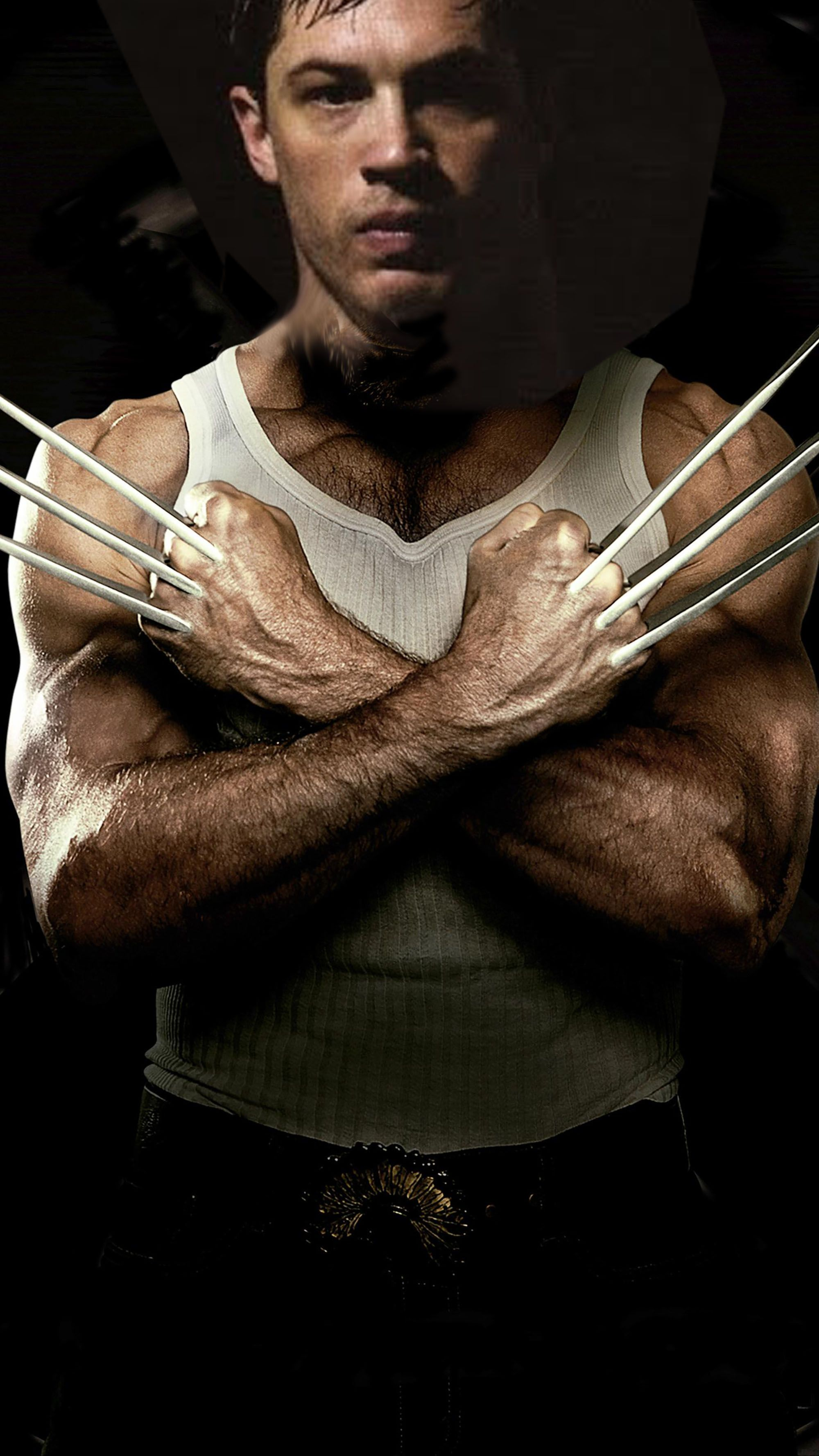 The Tom Hardy Wolverine trilogy you'll never get to see