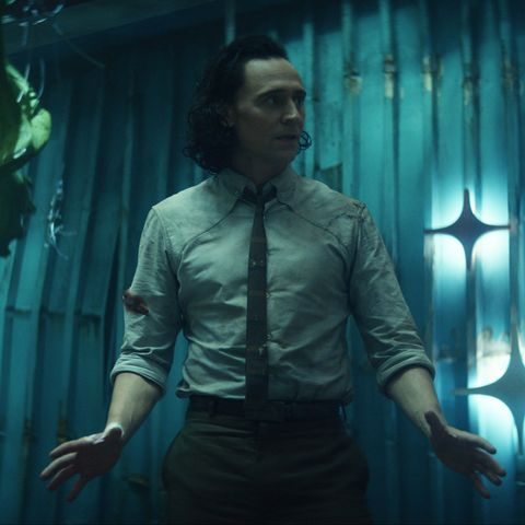 tom hiddleston as loki, loki, episode 5