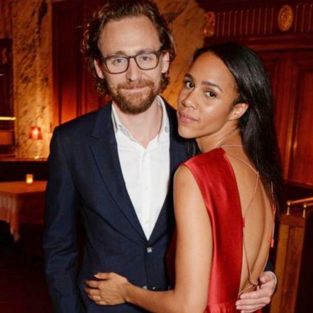 湯姆希德斯頓女友