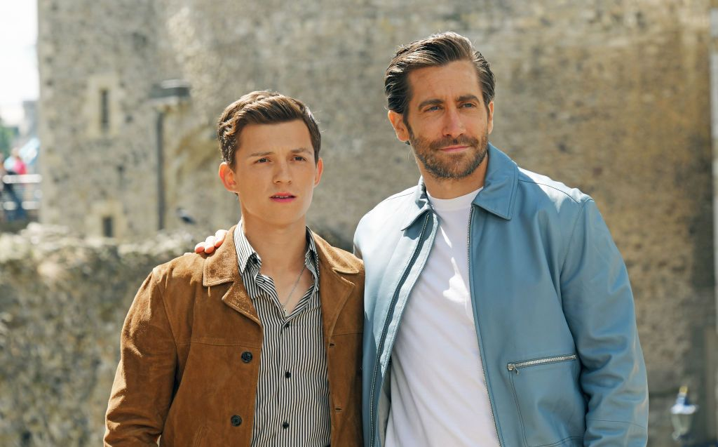 Tom Holland Explains Why He's Never Working Out With Jake Gyllenhaal Ever Again