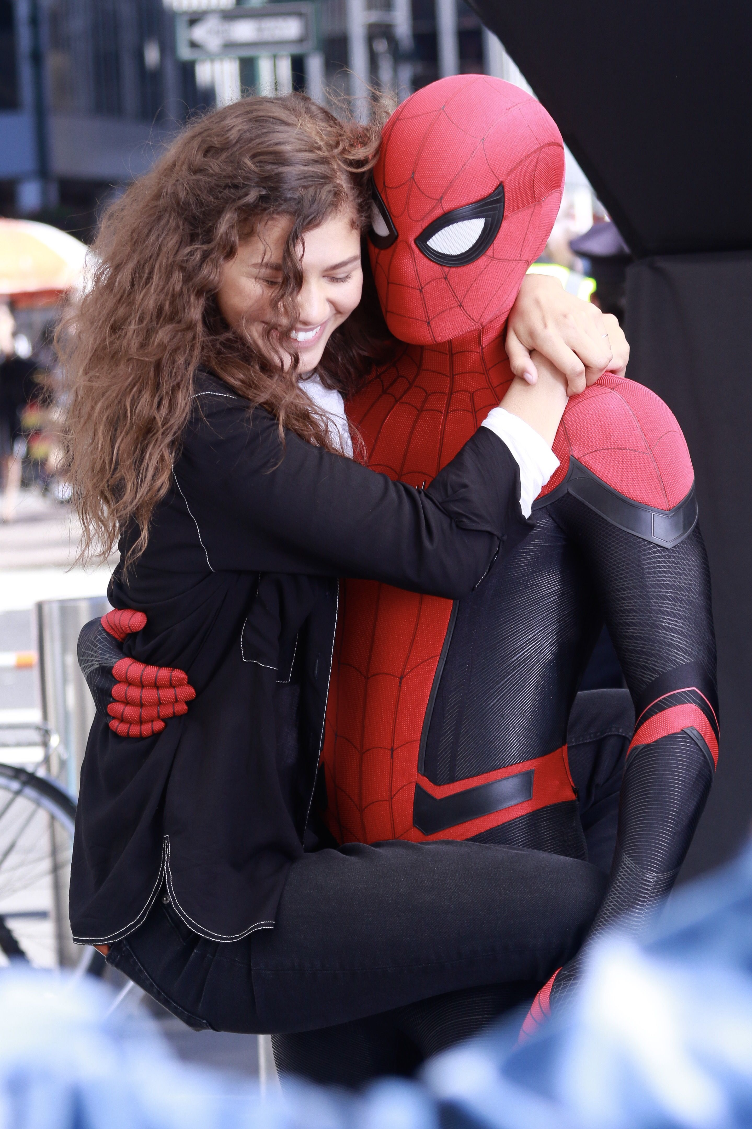 Fans Love Zendaya and Tom Holland's Chemistry in