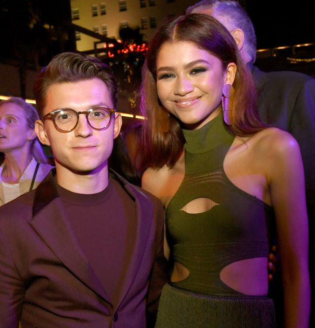 premiere of sony pictures spider man far from home after party