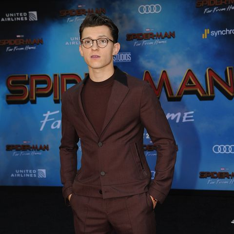 "premiere of sony pictures' ""spider man far from home""    arrivals"