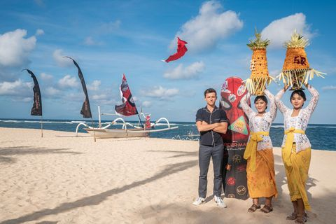 """Spider-man: Far From Home"" Indonesia Photo Call"