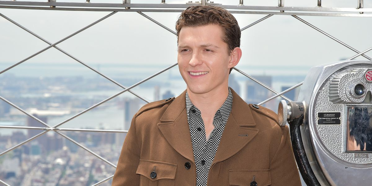 Tom Holland, Not Actually Spider-Man, Saved a Fan In Trouble
