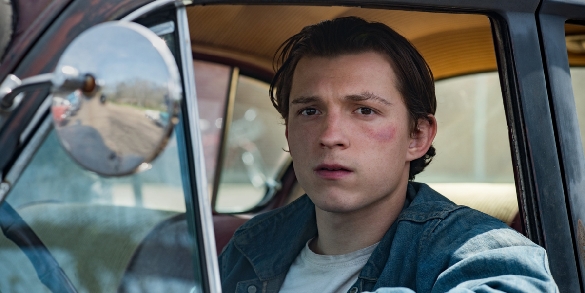 Tom Holland and Robert Pattinson star in first trailer for Netflix's new movie