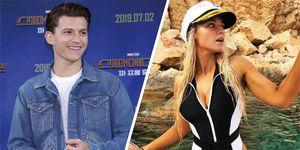 Spiderman's Tom Holland has liked one of Love Island's Lucie Donlan's Instagram photos