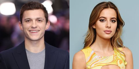 tom holland and nadia parkes