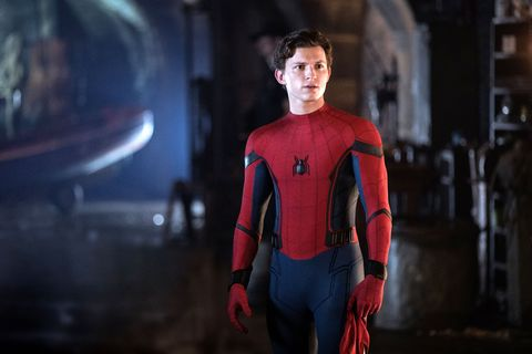 tom holland, spider man far from home