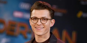 Tom Holland at Spider-Man: Far From Home premiere