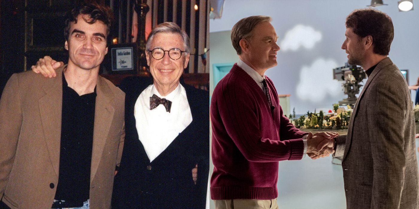 True Story Of Mister Rogers Tom Junod S Friendship In A Beautiful Day In The Neighborhood