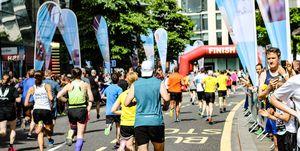 marathon london hardlopen