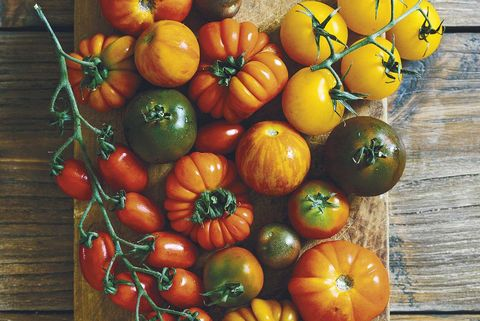 Tomates: variedades