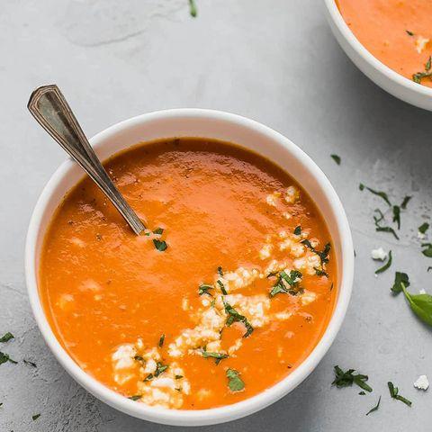 tomato feta