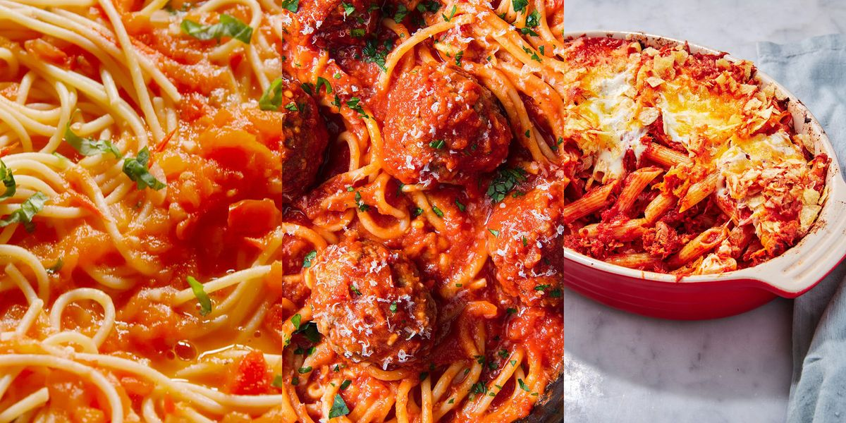 Best Tomato Pasta Recipes That Are SO Insanely Easy To Make