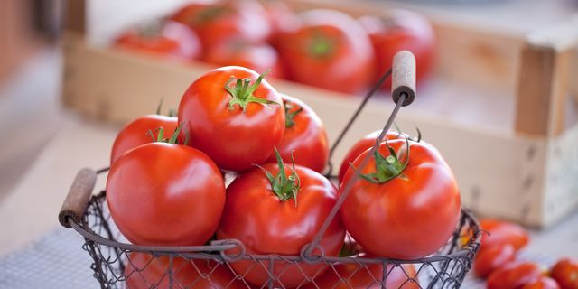 Tomato To Help With Digestion