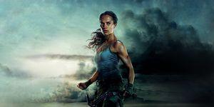 Tomb raider 2, Alicia Vikander
