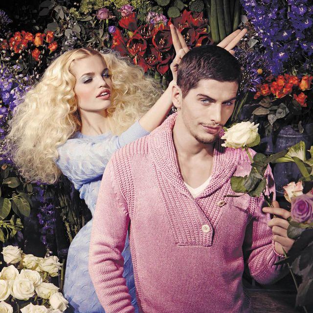 Beauty, Purple, Cool, Fashion, Love, Spring, Pink, Flower, Human, Petal,