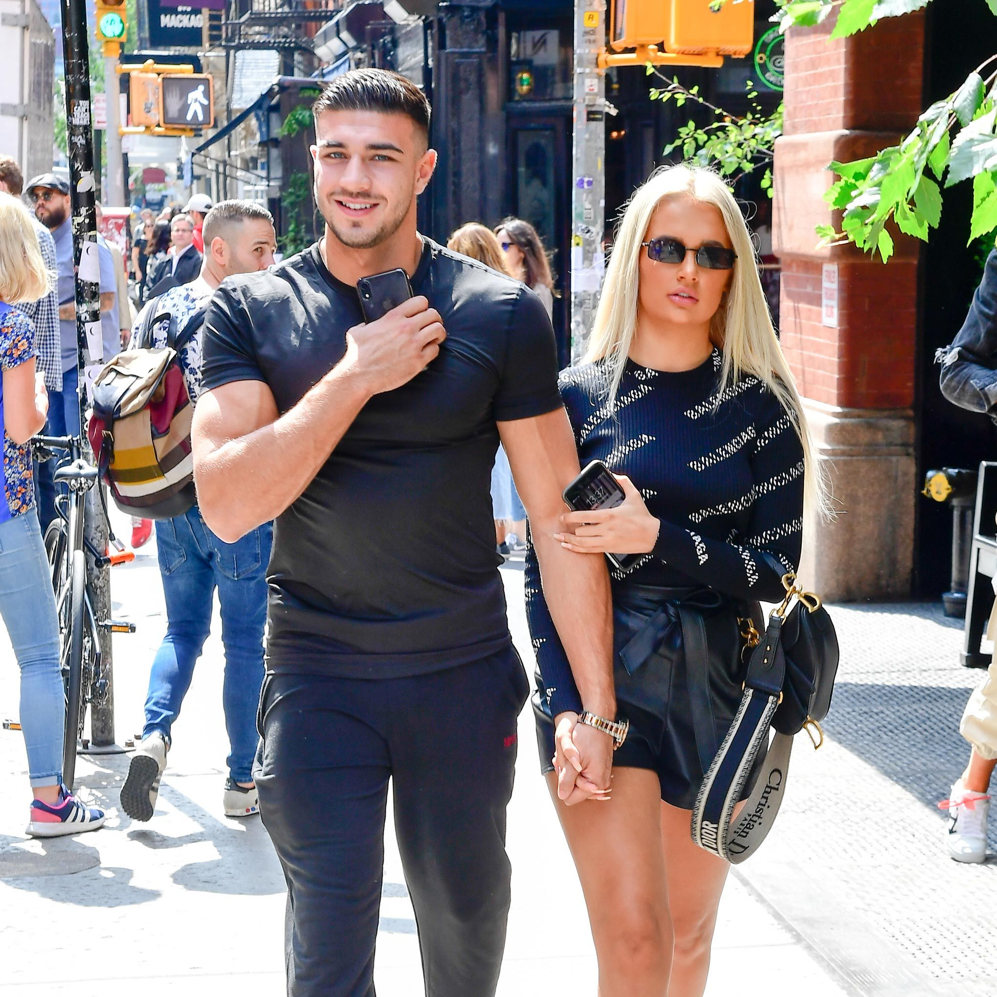 """Love Island's Tommy Fury and Molly-Mae Hague """"trying to make children"""""""