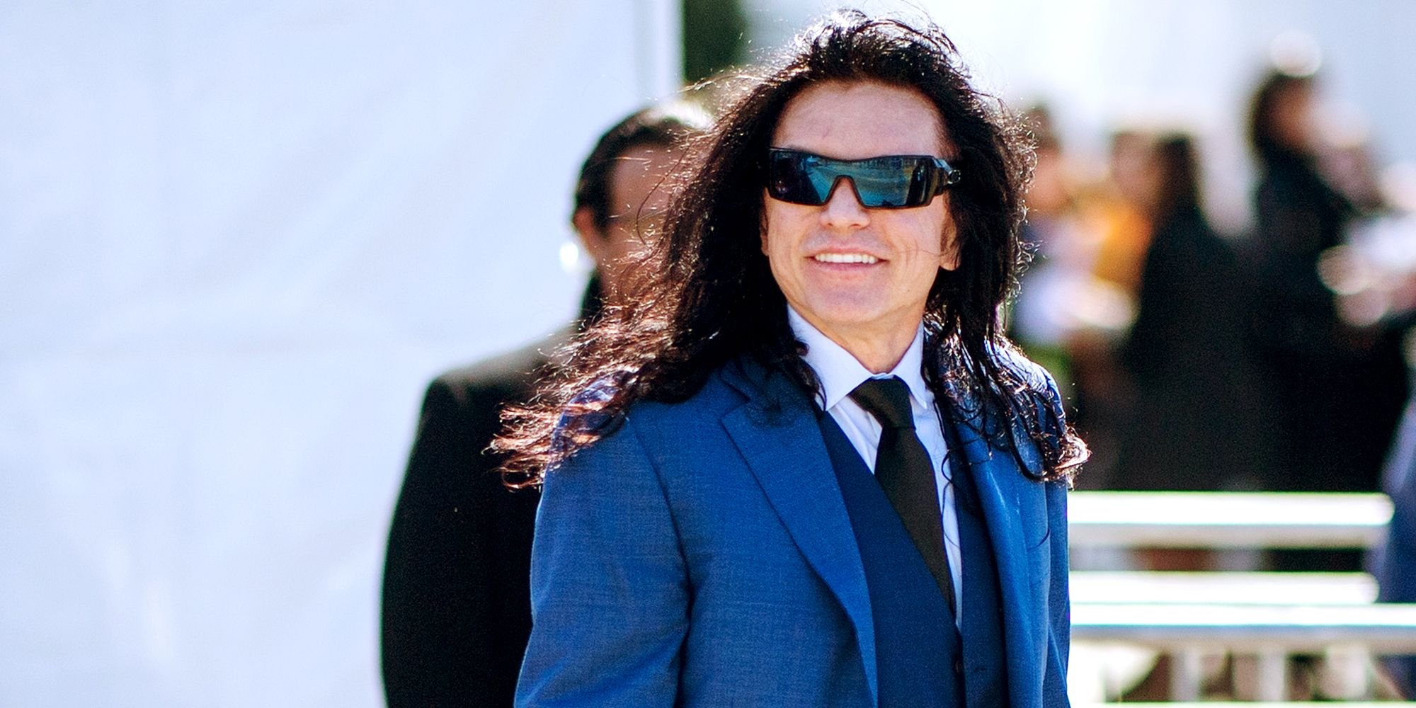 Tommy Wiseau Really Wants To Go To The Oscars