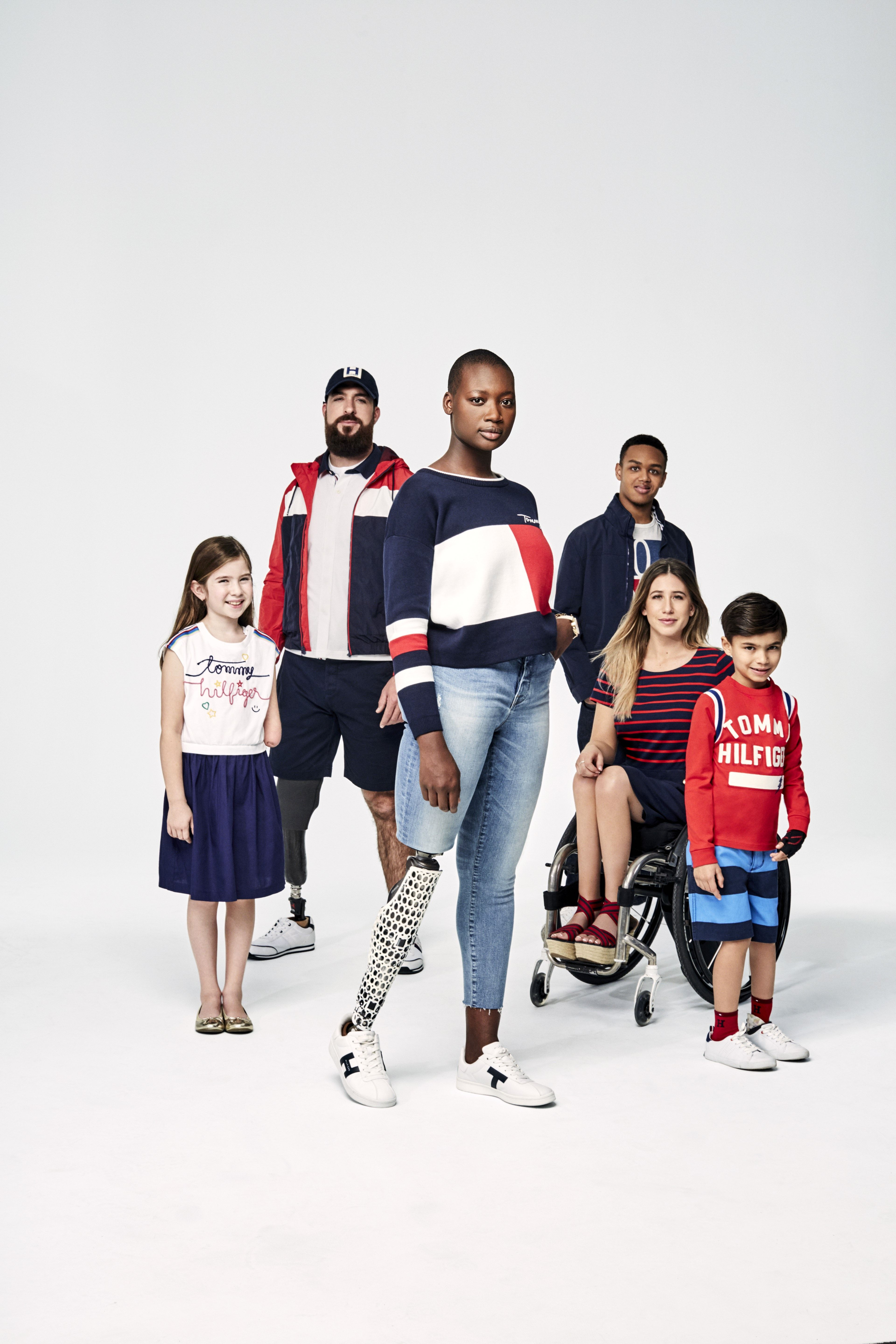 Tommy Hilfiger's Spring 2018 Adaptive Collection Is Here