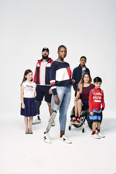 c54a9010 Tommy Hilfiger's Spring 2018 Adaptive Collection Is Here