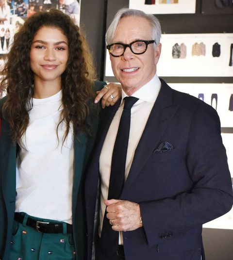 0e0292cbfbd Zendaya and Tommy Hilfiger to Debut First Collaboration at Paris Fashion  Week