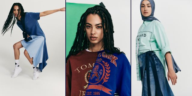 tommy hilfiger remixed collection