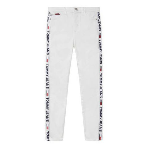 tommy hilfiger witte jeans