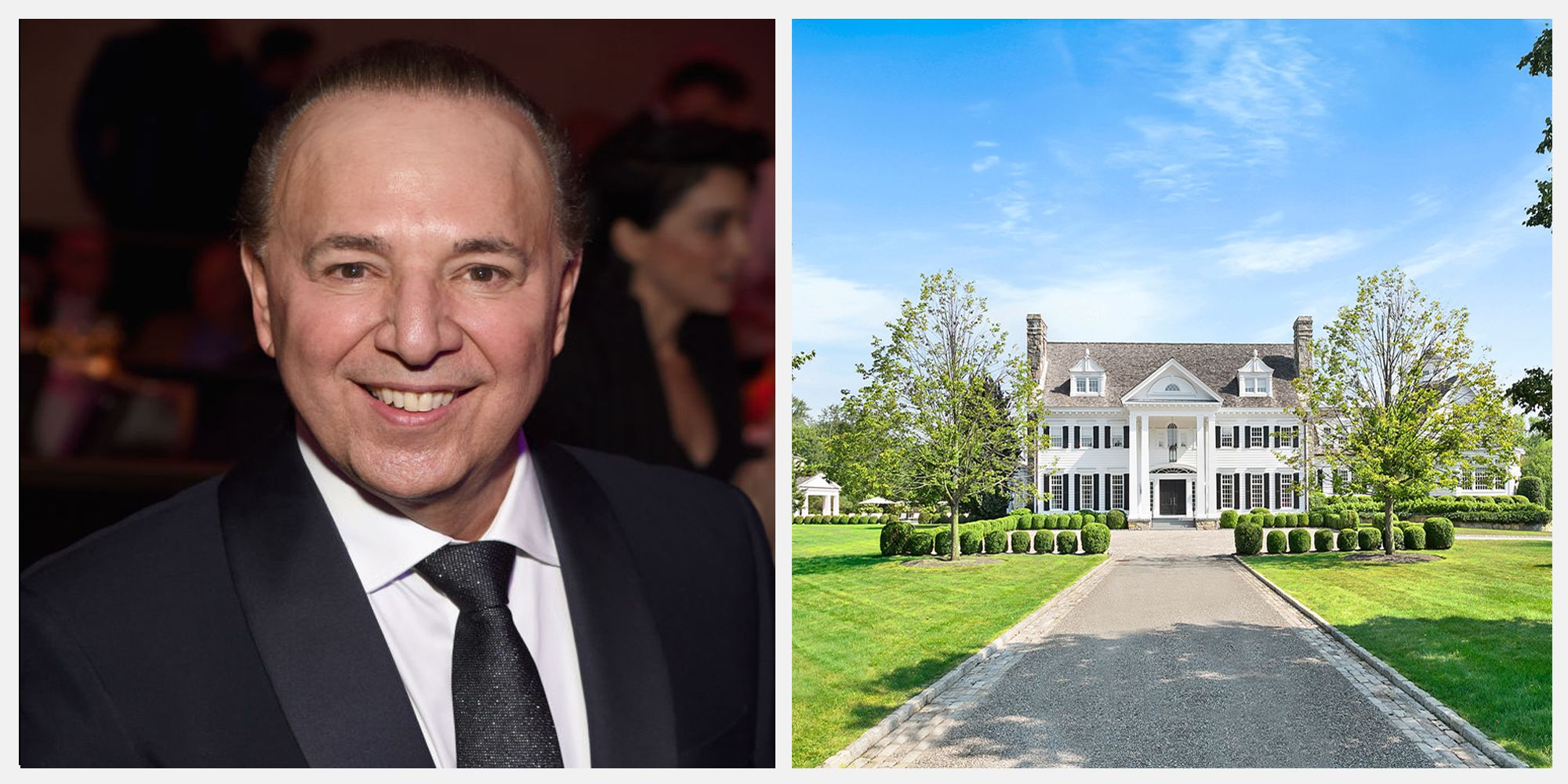 Tommy Mottola Just Sold His Luxurious Greenwich Estate for $14.8 Million