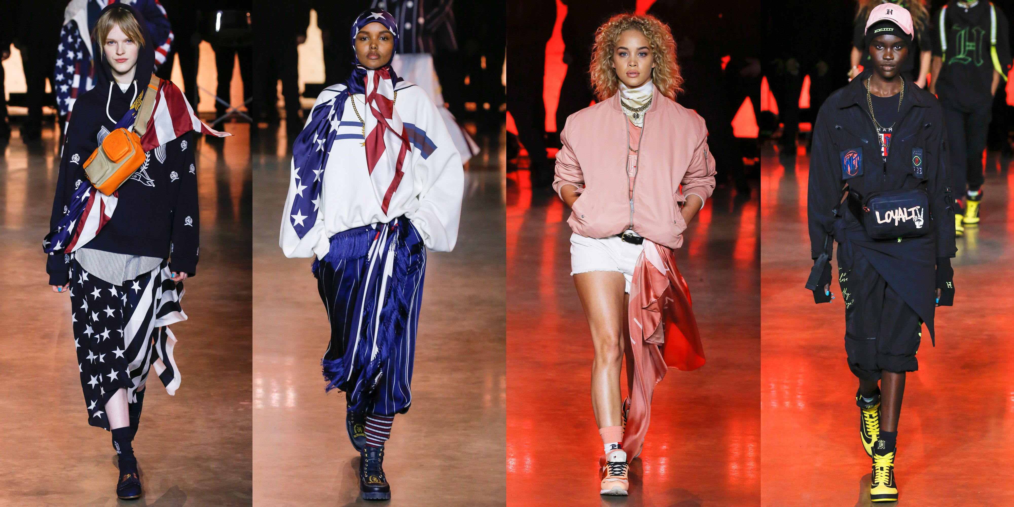 Tommy Hilfiger's Spring 2020 Collection Has All the Streetwear You Need
