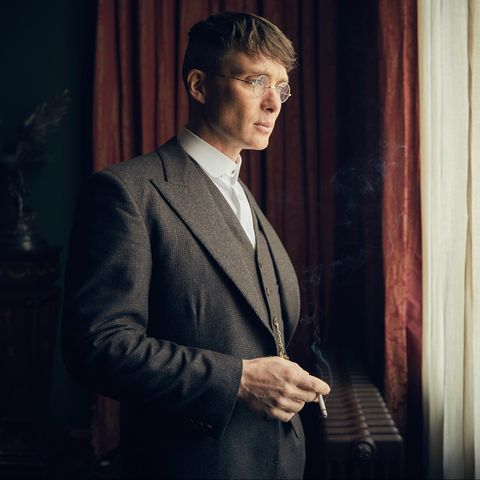 Tommy Shelby Fairly Clearly Wore Calvin Klein Pants In 'Peaky Blinders' S5  Sex Scene