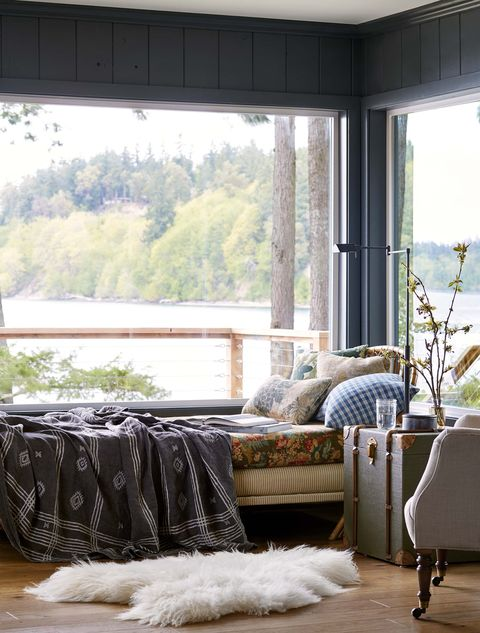 final selects of project designed by heidi caillier on anderson island for house beautiful styling on shoot by robert rufino