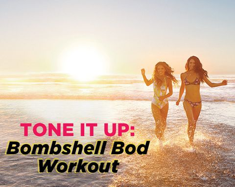 Sweat It Out with the Tone It Up Girls for a Bombshell Bod