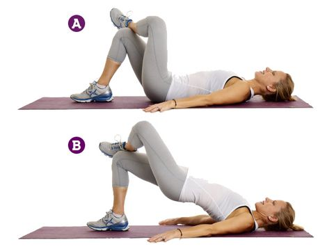 get toned in 10 minutes a day