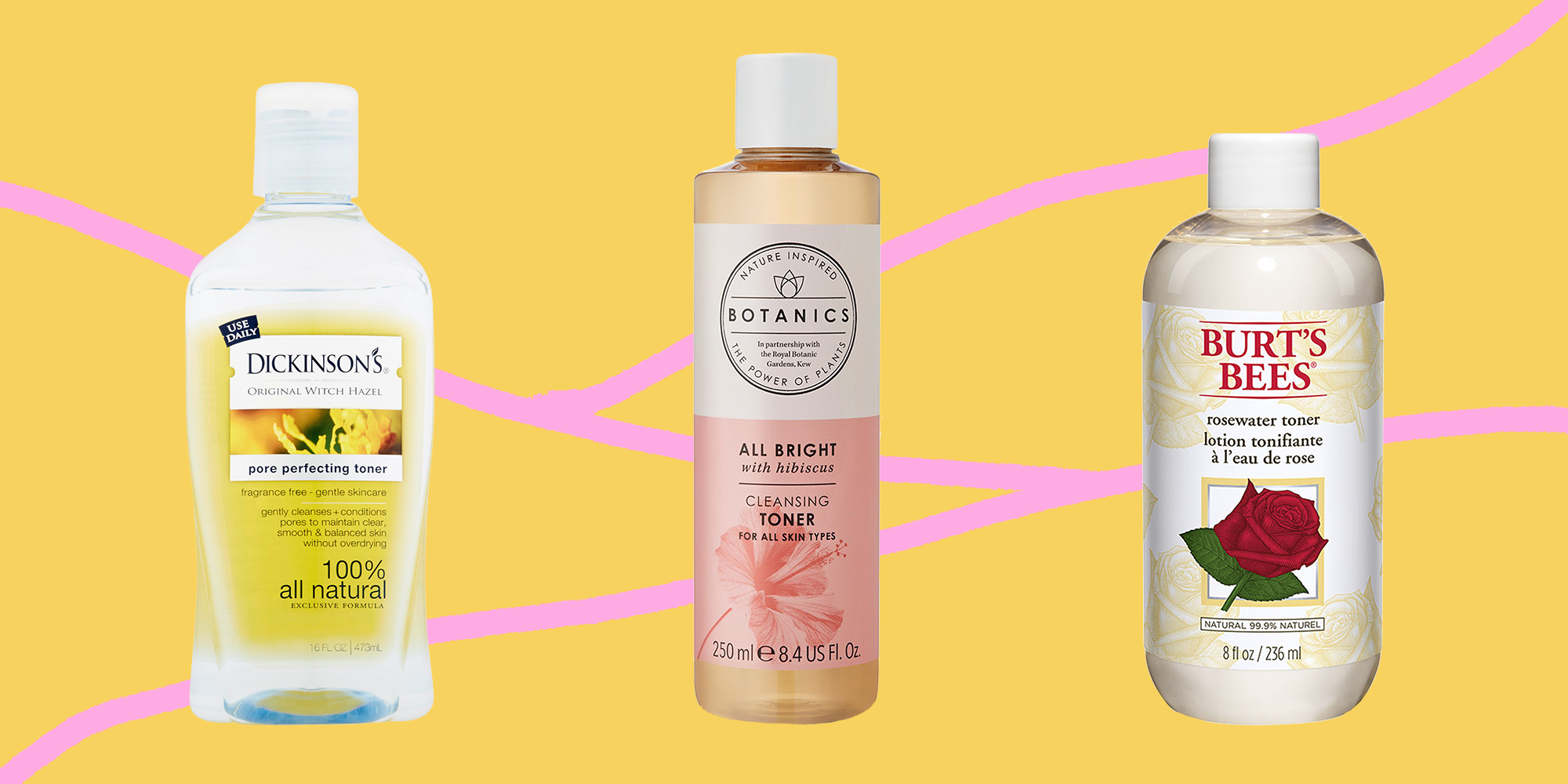 The 10 Best Drugstore Toners For Amazing, Glowy Skin