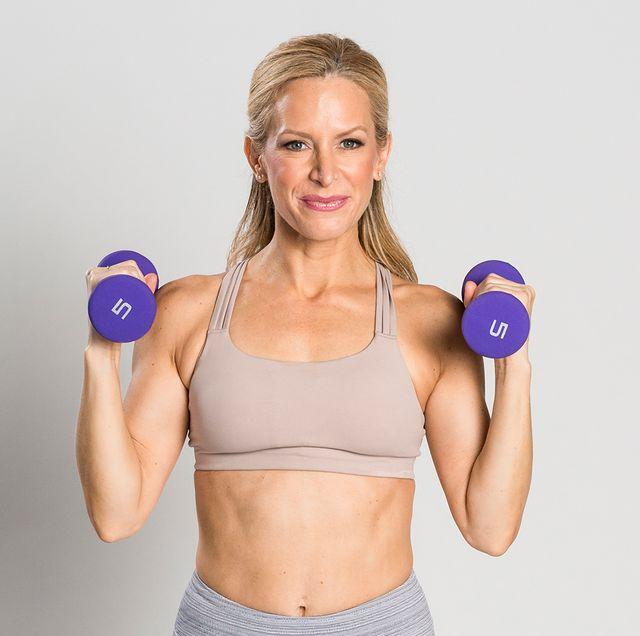 weekly workout plan