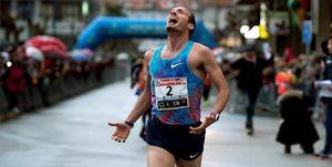 Toni Abadía debutará en maratón