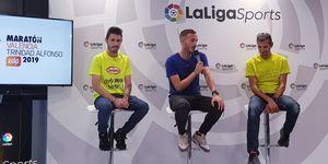 Toni Abadía y el Maratón de Valencia 2019