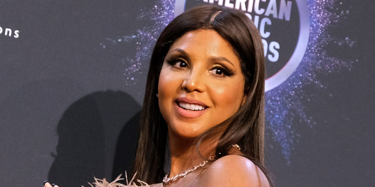 """Toni Braxton Opens Up About How """"Difficult"""" It Was to Tell Her Young Sons She Has Lupus"""
