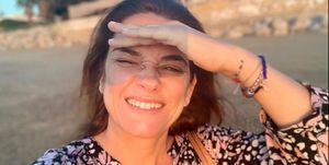 Toñi Moreno, Toñi Moreno sin maquillaje, Toñi Moreno embarazada, Toñi Moreno instagram