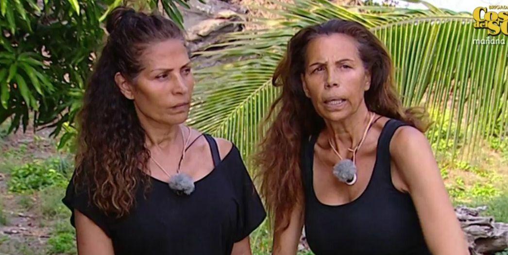Toñi y Encarna Salazar, integrantes de las Azúcar Moreno, abandonan 'Supervivientes 2019'
