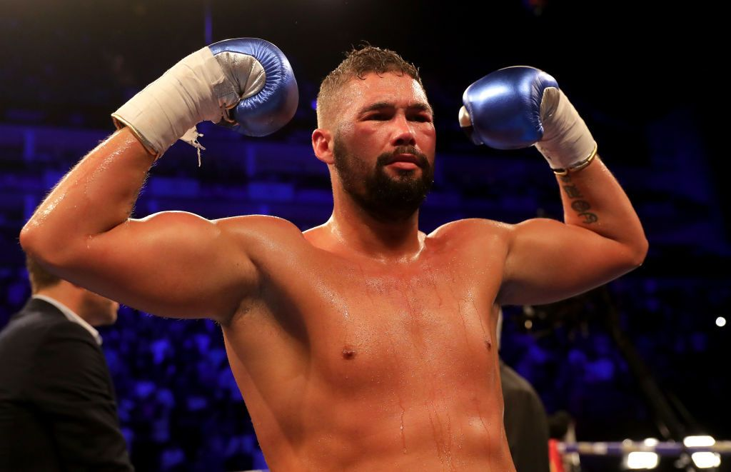Tony Bellew on His Weight Gain, the Reason He Can't Box Anymore and Why His New Life Goal Is Just to Be Happy