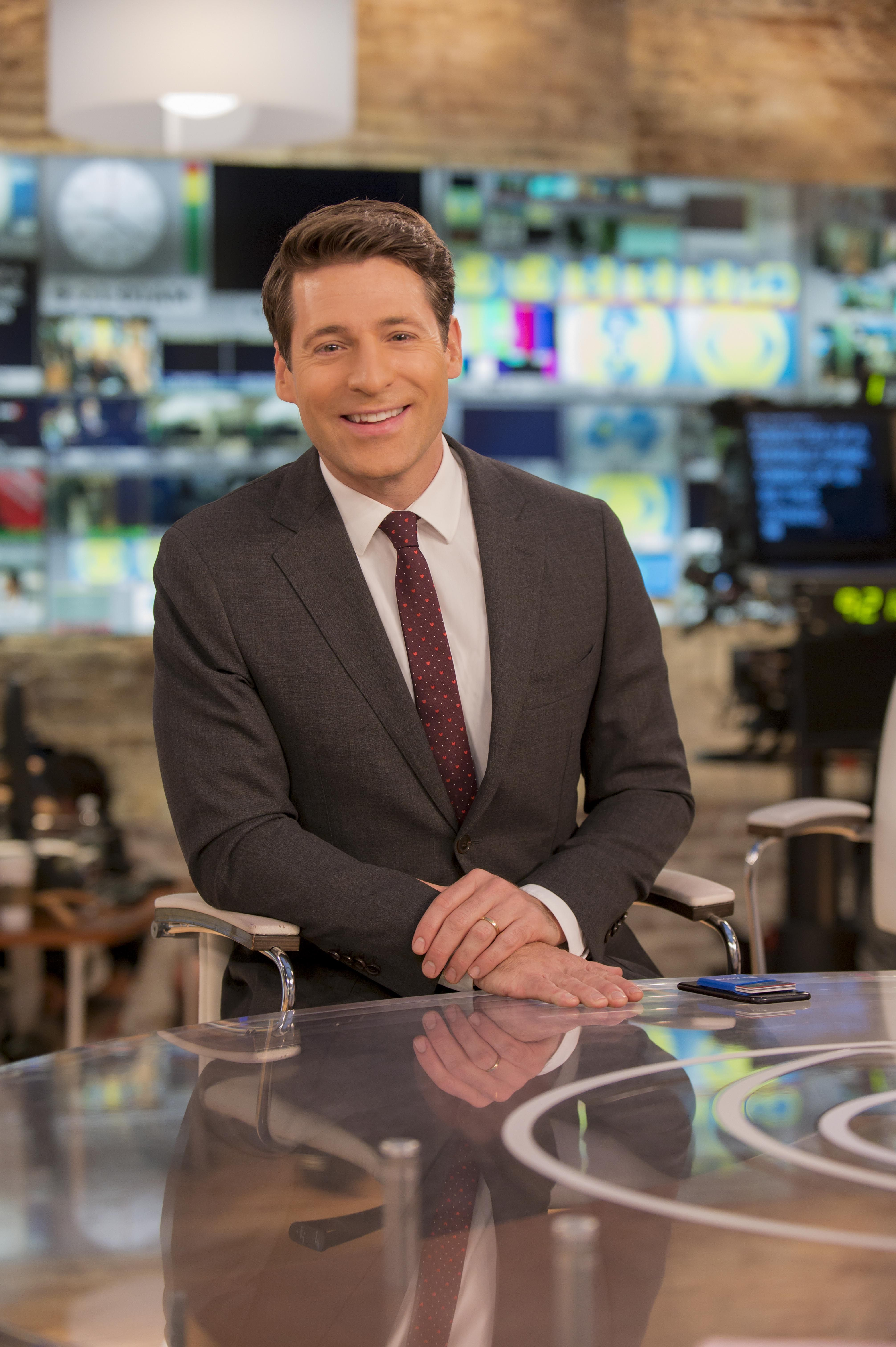 Tony Dokoupil of 'CBS This Morning' on Wife Katy Tur and New