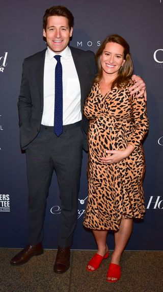 Tony Dokoupil Of Cbs This Morning On Wife Katy Tur And New Role Who Is Ctm S New Co Host