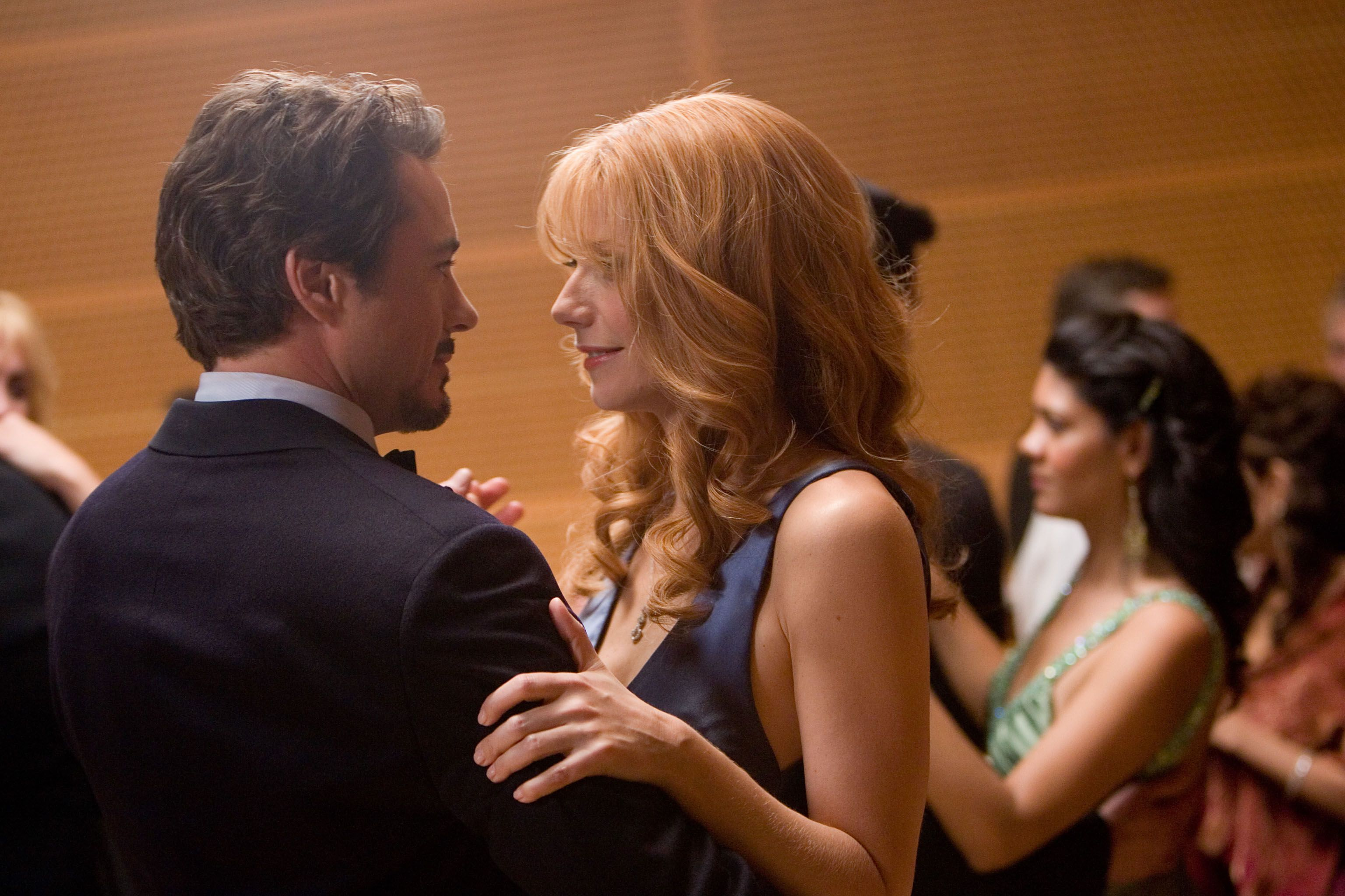 Tony Stark Pepper Potts