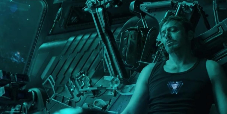 Vengadores Endgame Tony Stark